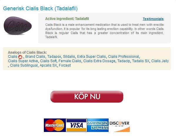 Generiska läkemedel utan recept :: Inköp Piller 800mg Cialis Black :: Snabb leverans